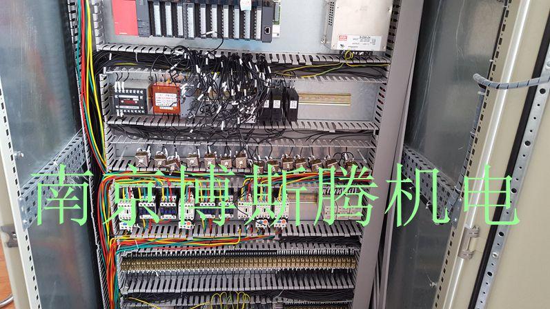 燃油燃气蒸汽锅炉控制柜-锅炉控制案例工程-南京机电